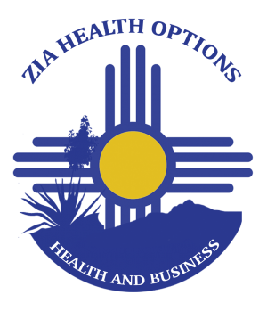 Zia Health Options Logo